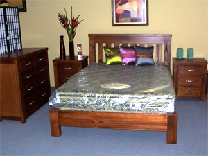 Eden Timber Bed BD427