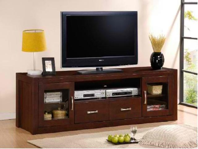 Category Name Timber TV Unit