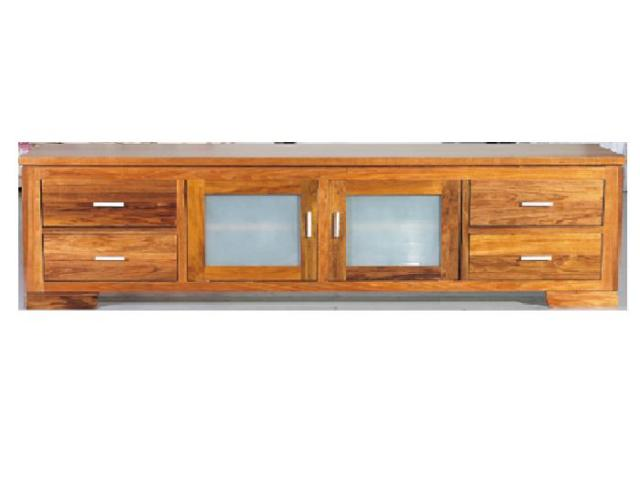 Product Name Havana 4 Drawers2 Glass TV Unit