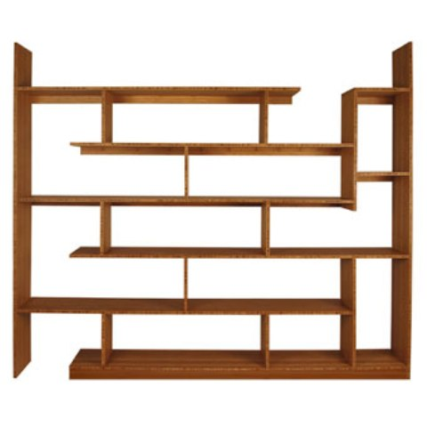 Wooden furniture on pinterest display shelves room Cool wood shelf ideas